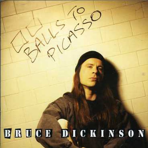 Bruce Dickinson - Balls To Picasso [Import]