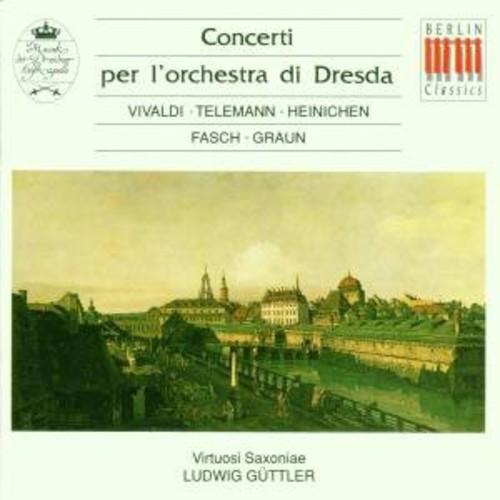 Concerti Per L'orchstra Di Dresda