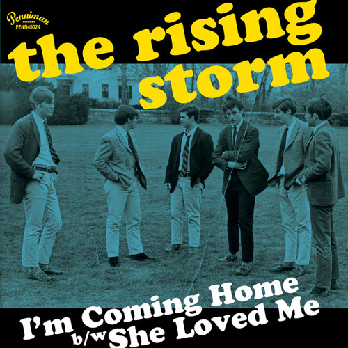I'm Coming Home /  She Loved Me