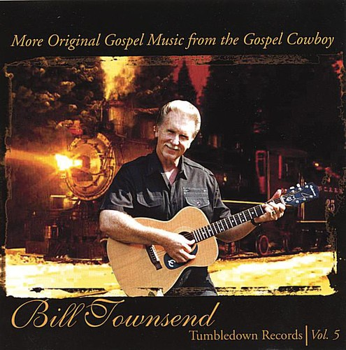 More Original Gospel Music from the Gospel Cowboy