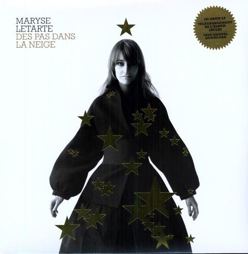 Maryse Letarte - Des Pas Dans La Neige (Can)