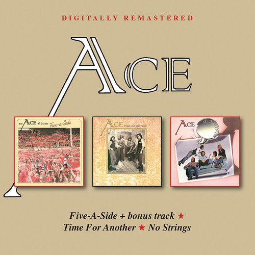 Five-A-Side /  Time For Another /  No Strings [Import]