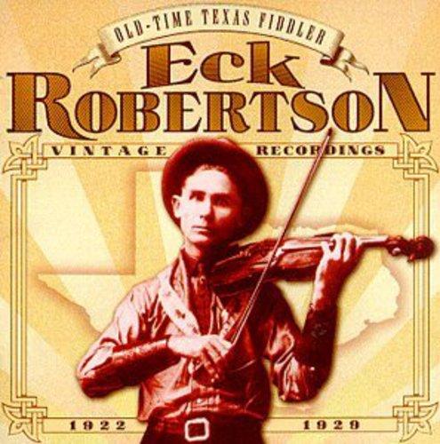 Old-Time Texas Fiddler