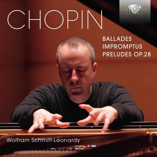 Chopin: Ballades - Impromptus - Preludes