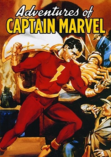 - Adventures of Captain Marvel