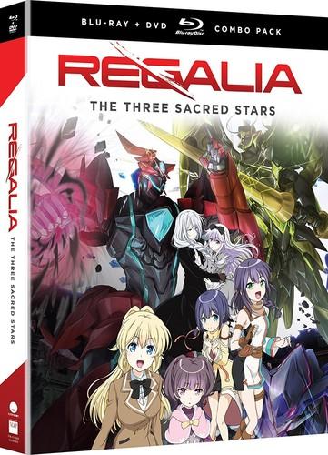 Regalia: The Three Sacred Stars: The Complete Series