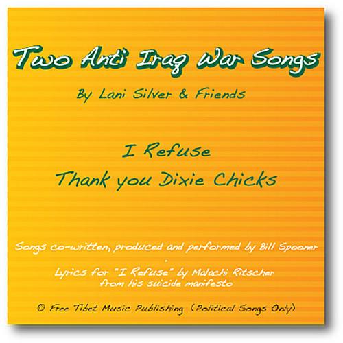Two Anti Iraq War Songs