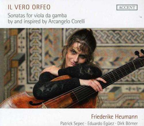 Il Vero Orfeo: Sonatas for Viola Da Gamba
