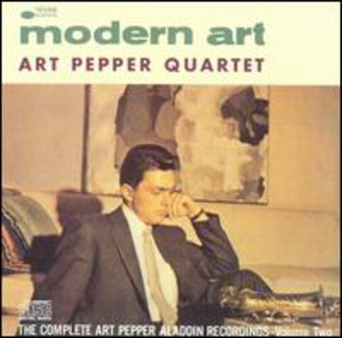 Art Pepper - Modern Art
