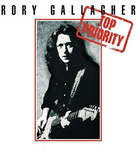 Rory Gallagher - Top Priority (Bonus Tracks) [Import]