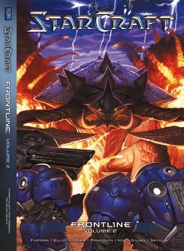 - StarCraft: Frontline Vol. 2: Blizzard Legends