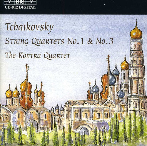 String Quartets #1 & 3