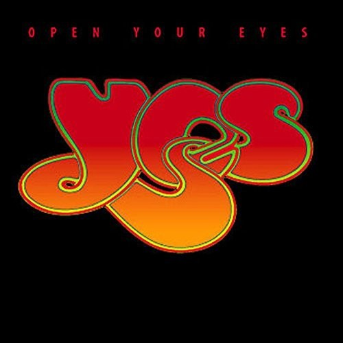 Yes - Open Your Eyes (Jmlp) (Shm) (Jpn)