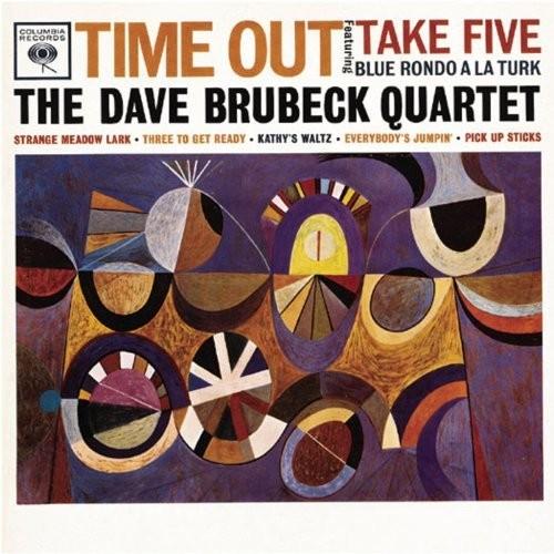 Dave Brubeck - Time Out (Bonus Track) [Colored Vinyl] [Limited Edition] [180 Gram] (Org)