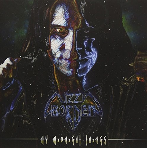 Lizzy Borden - My Midnight Things (Bonus Track) (Jpn)