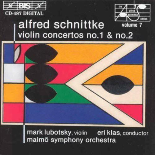 Concertos 1 & 2 for Violin & Orchestra