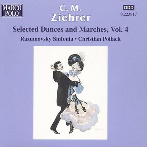C.M. ZIEHRER - Selected Dances & Marches 4