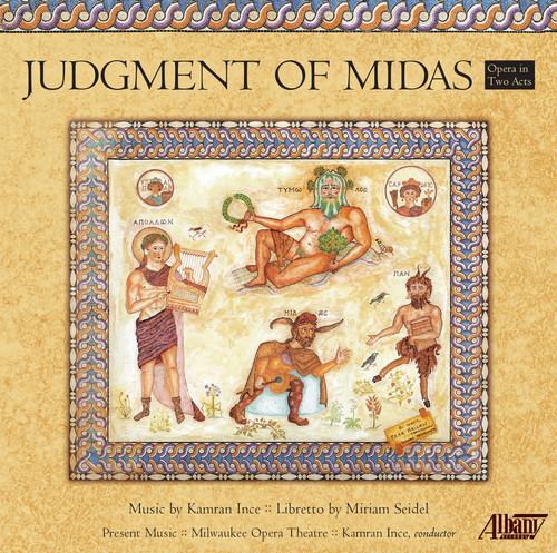 Kamran Ince: Judgment of Midas
