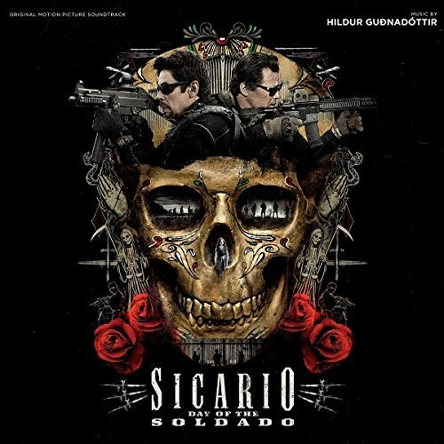 Hildur Guðnadóttir - Sicario: Day Of The Soldado [LP Soundtrack]