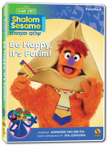 Shalom Sesame 2010 #6: Be Happy It's Purim