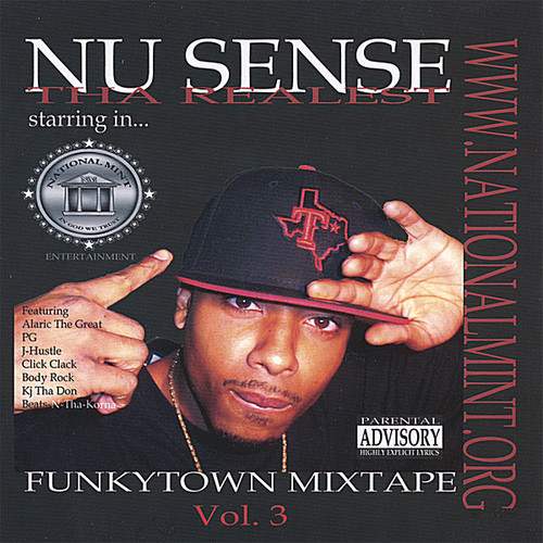 Funkytown Mixtape, Vol. 3 (With Featured Screwed And Chopped Tracks)