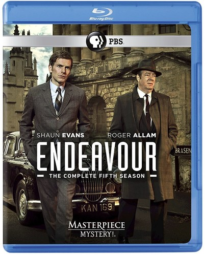 Endeavour: The Complete Fifth Season (Masterpiece)