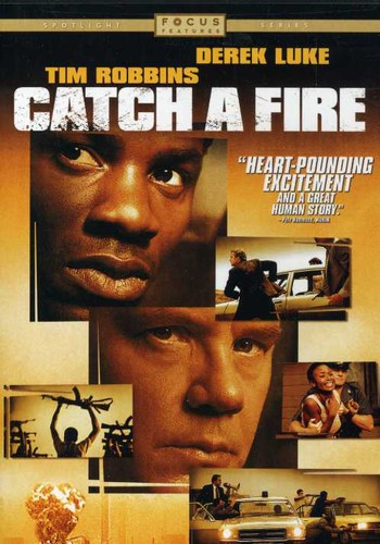 Tumisho K. Masha - Catch A Fire
