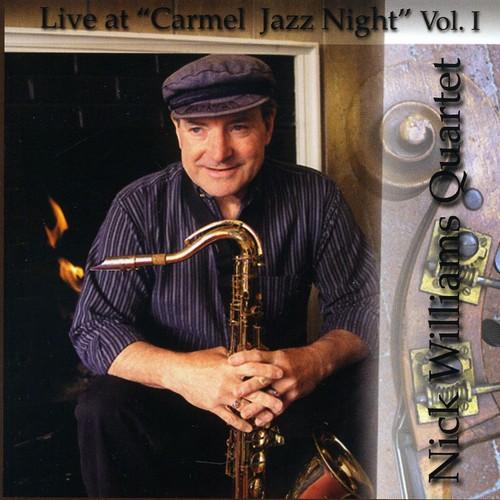 Live at Carmel Jazz Night