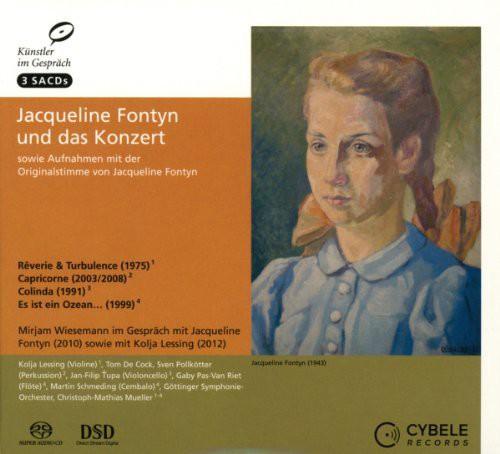 Jacqueline Fontyn & the Concert