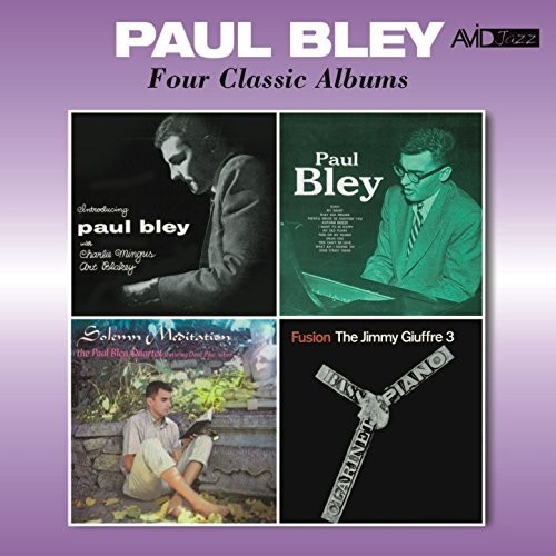Introducing /  Paul Bley /  Solemn Meditation