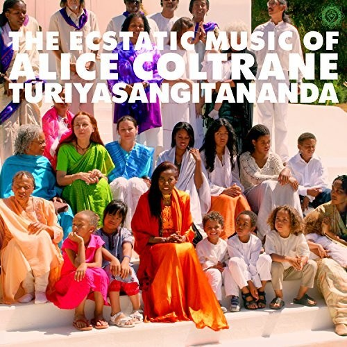 Alice Coltrane - World Spirituality Classics 1: The Ecstatic Music of Turiya Alice Coltrane [LP]