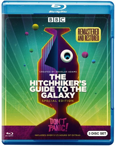 The Hitchhiker's Guide to the Galaxy (Special Edition)