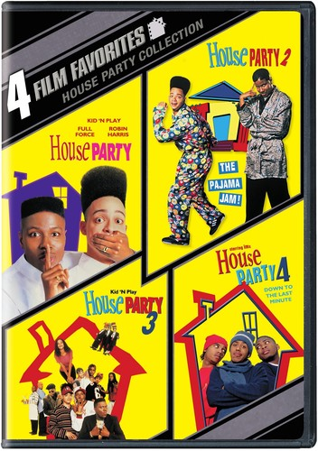 4 Film Favorites: House Party Collection