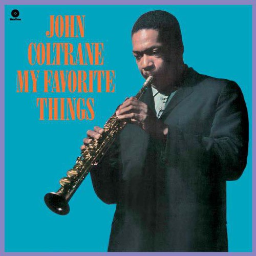 John Coltrane - My Favorite Things (Spa)