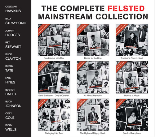 Complete Felsted Mainstream Collection /  Various [Import]