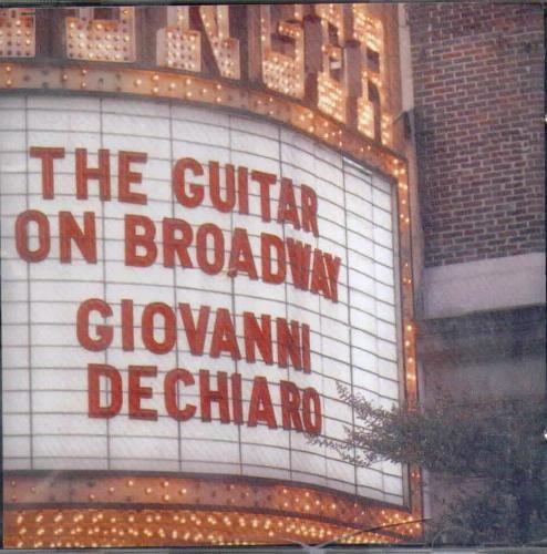Guitar on Broadway
