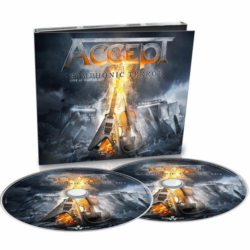 Accept - Symphonic Terror: Live at Wacken 2017 [Import 2CD]