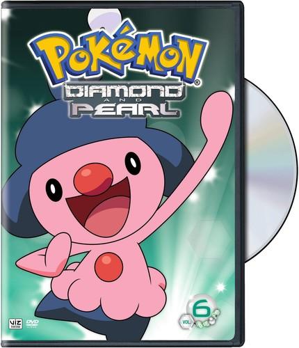 Pokémon: Diamond and Pearl: Volume 6