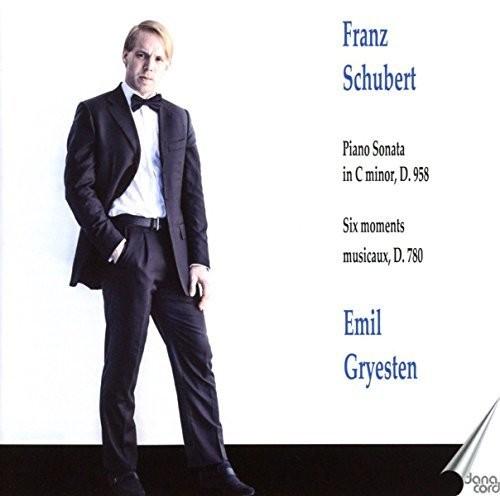 Emil Gryesten Plays Schubert