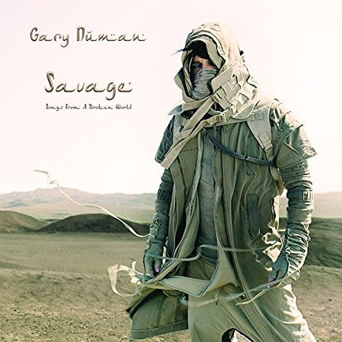 Gary Numan - Savage (Songs From A Broken World) [Import LP]