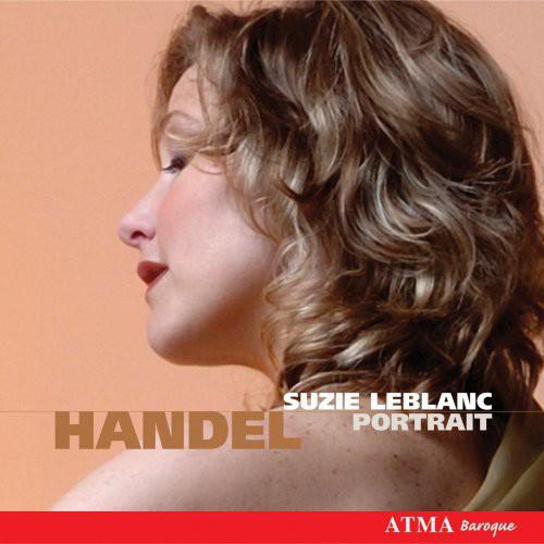Portrait of Suzie Leblanc