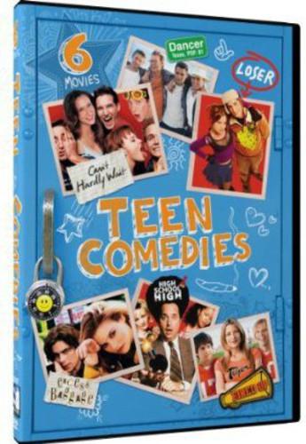 Teen Comedies - 6 Movie Set