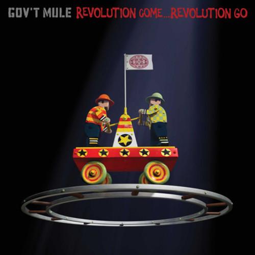 Gov't Mule - Revolution Come... Revolution Go [2LP]