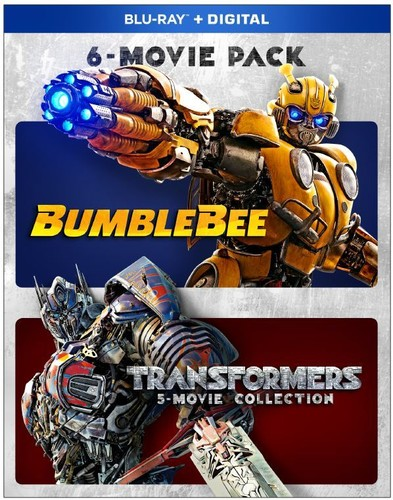 Transformers [Movie] - Bumblebee & Transformers Ultimate 6-Movie Collection