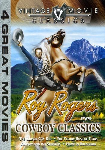 Roy Rogers Cowboy Classics