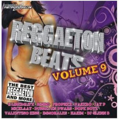 Reggaeton Beats 9 /  Various [Import]