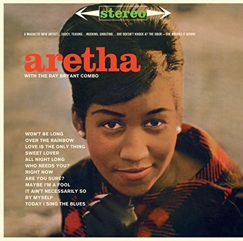 Aretha Franklin - Aretha Franklin With The Ray Bryant Trio [Import]