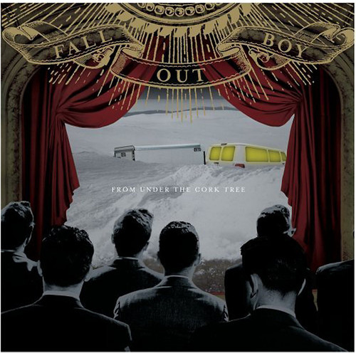 Fall Out Boy - From Under The Cork Tree [2 LP]