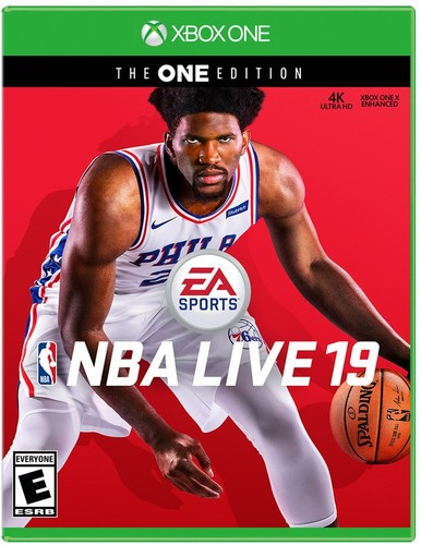 Xb1 NBA Live 19 - NBA Live 19  for Xbox One