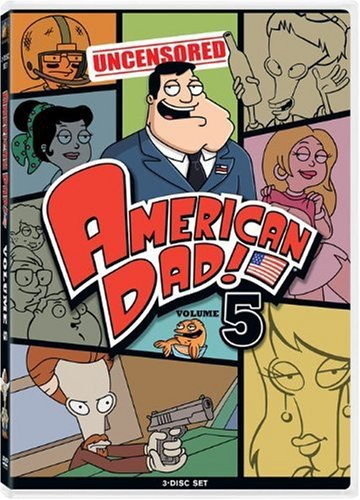 American Dad!: Volume 5